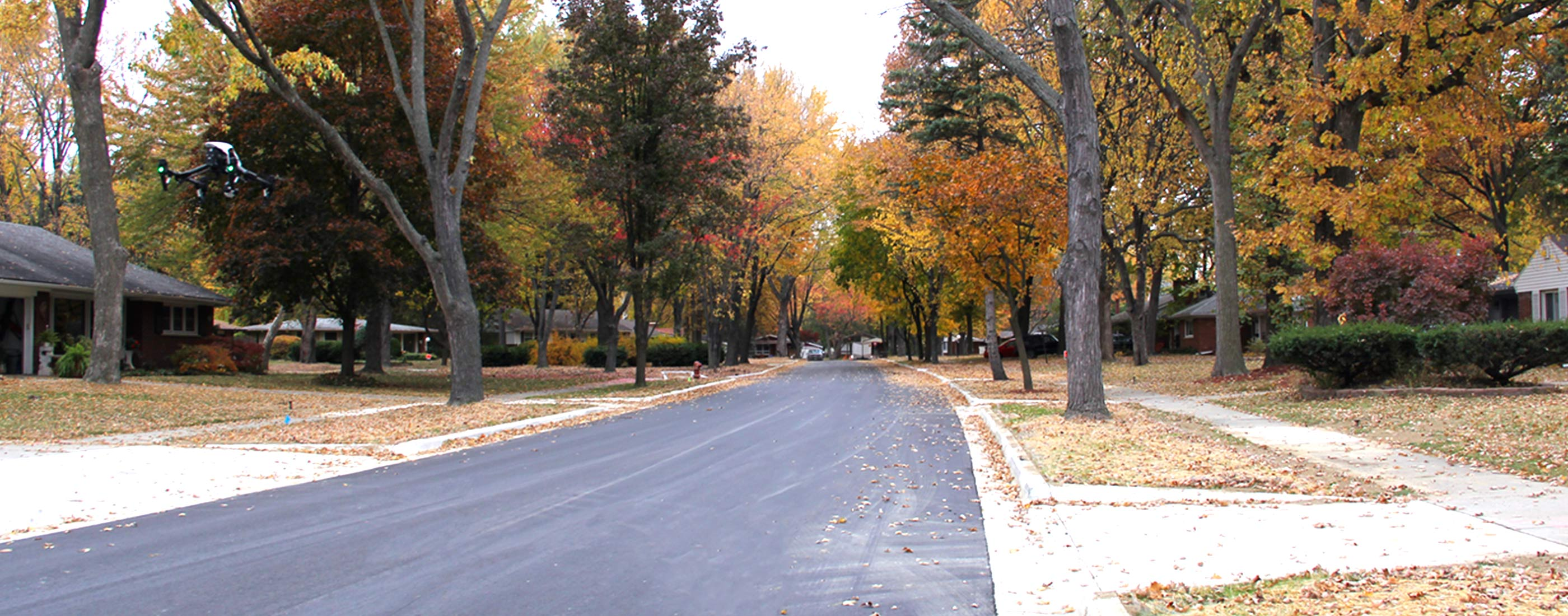 Southfield, MI worked with OHM Advisors to update water mains and corresponding pavement upgrades within the Evergreen Trail Subdivision.