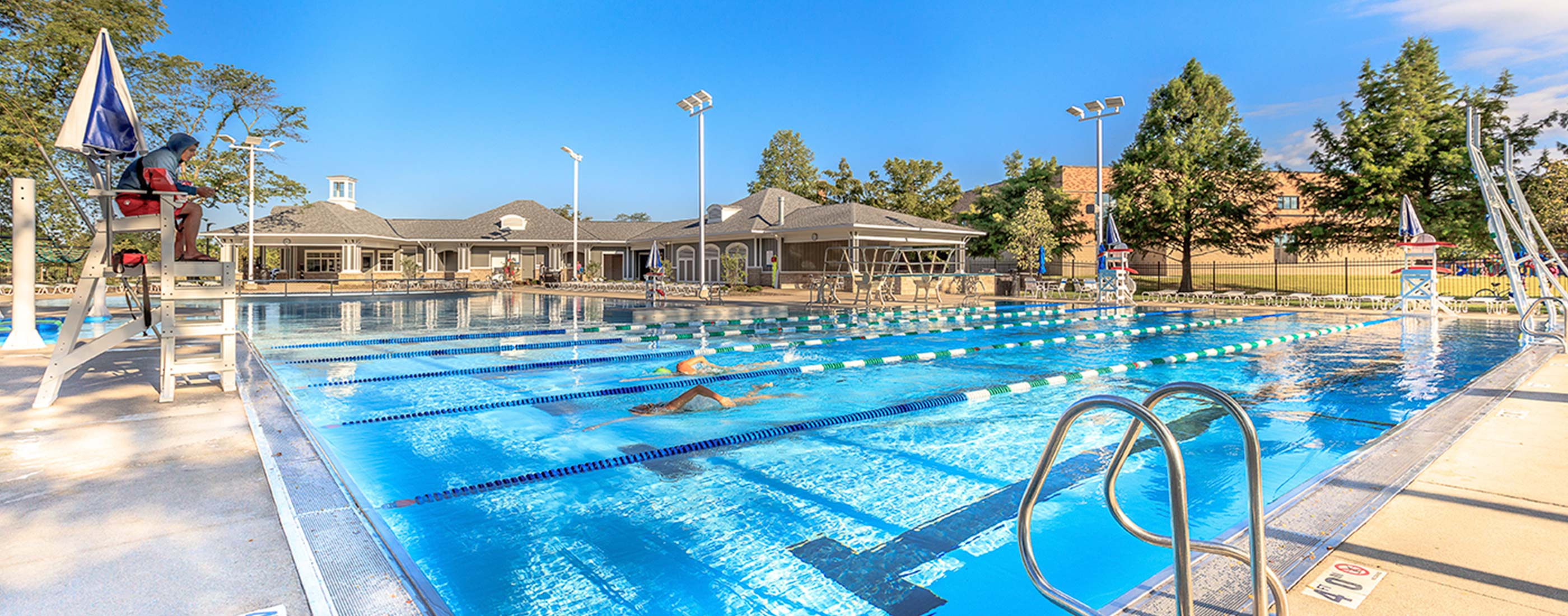 OHM Advisors helped update one of Northam Park's popular public pool.