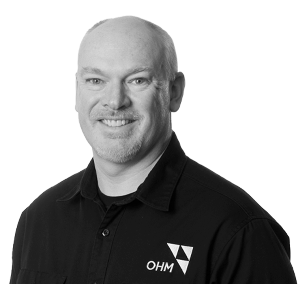 Craig Dashner, OHM Advisors
