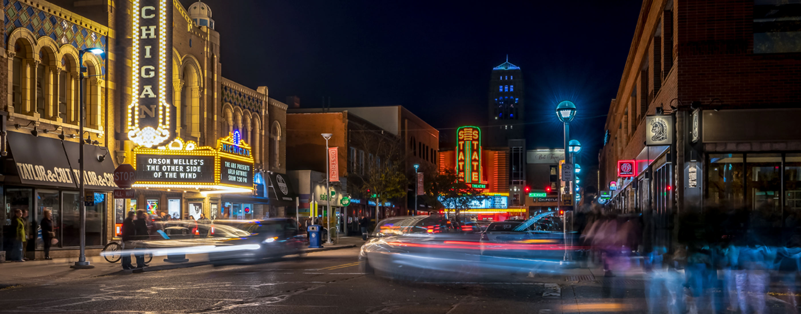 Ann Arbor's streetlights keep the city bright at night thanks to data-driven analysis from OHM Advisors.