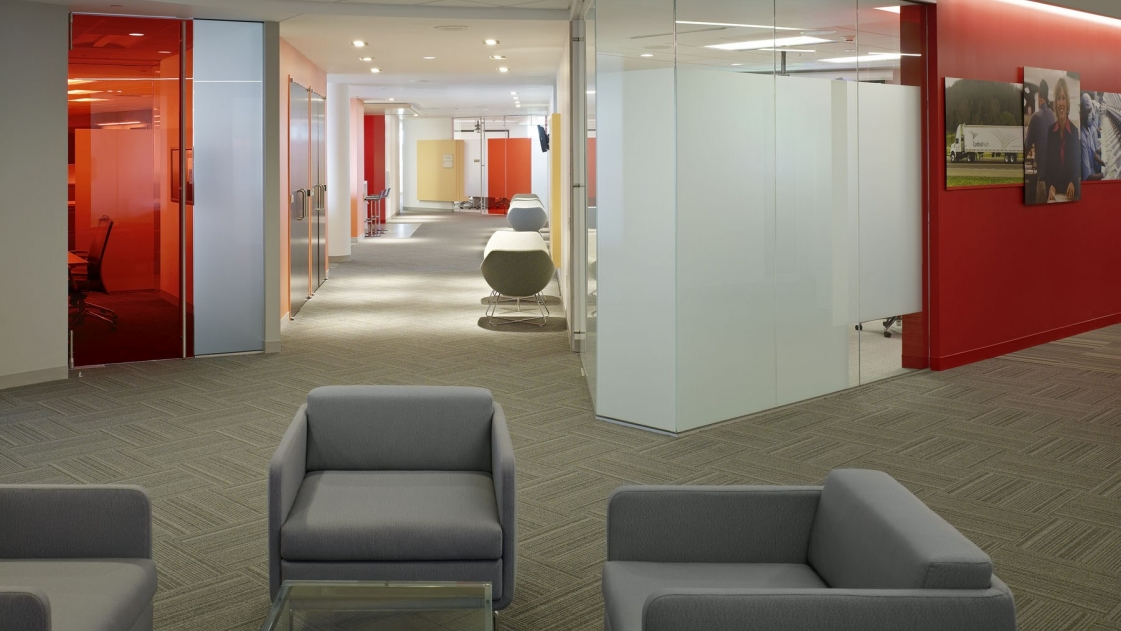 Cardinal Health Corporate Headquarters Interior