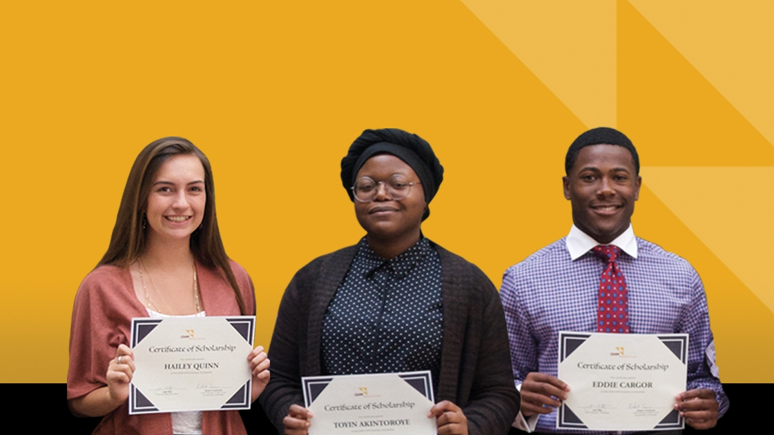 2018 OHM Advisors' Diversity Scholarship Recipients