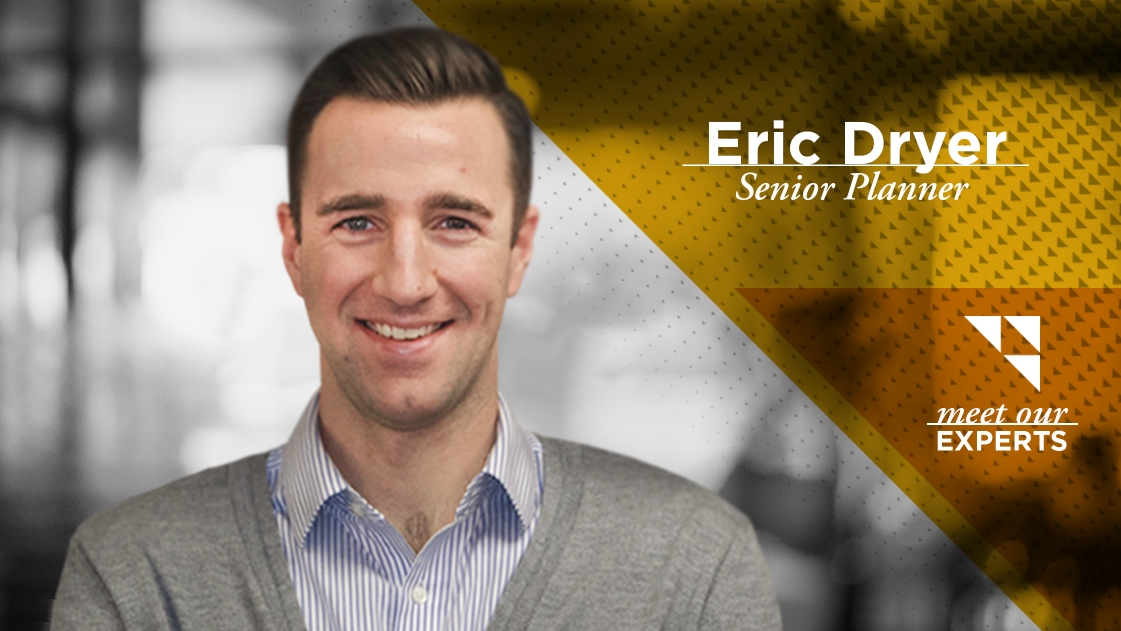 Eric Dryer, Senior Planner