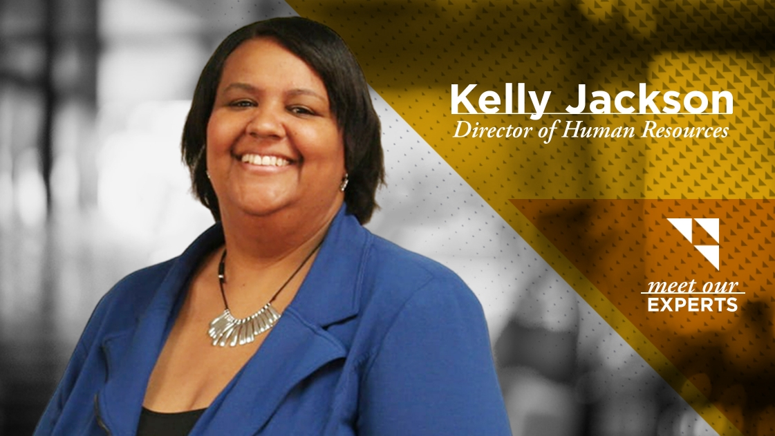 Kelly Jackson, Director of Human Resources