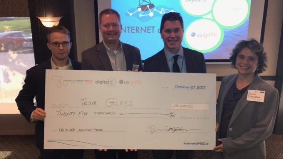 OHM Advisors Internet of H2O Winners