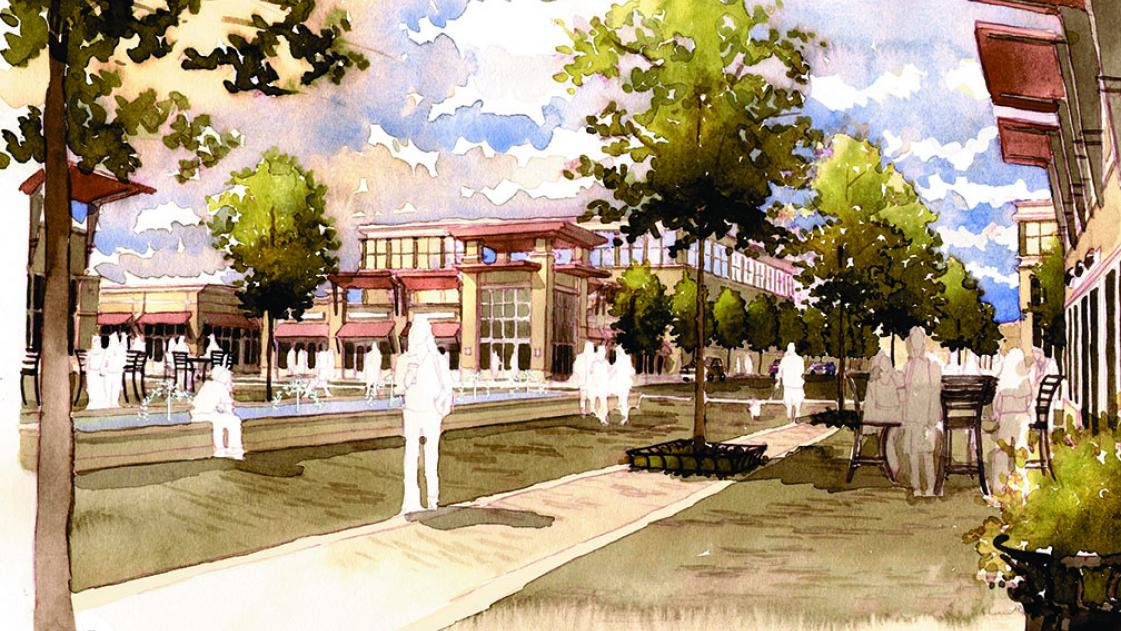 New Vision for the Northland Mall in the City of Southfield, Michigan