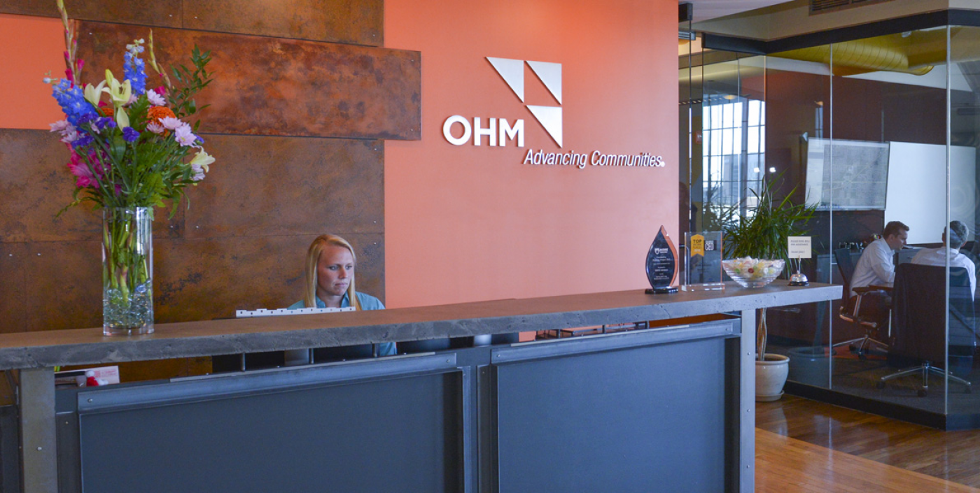 OHM Advisors has locations throughout Michigan, Ohio and Tennessee