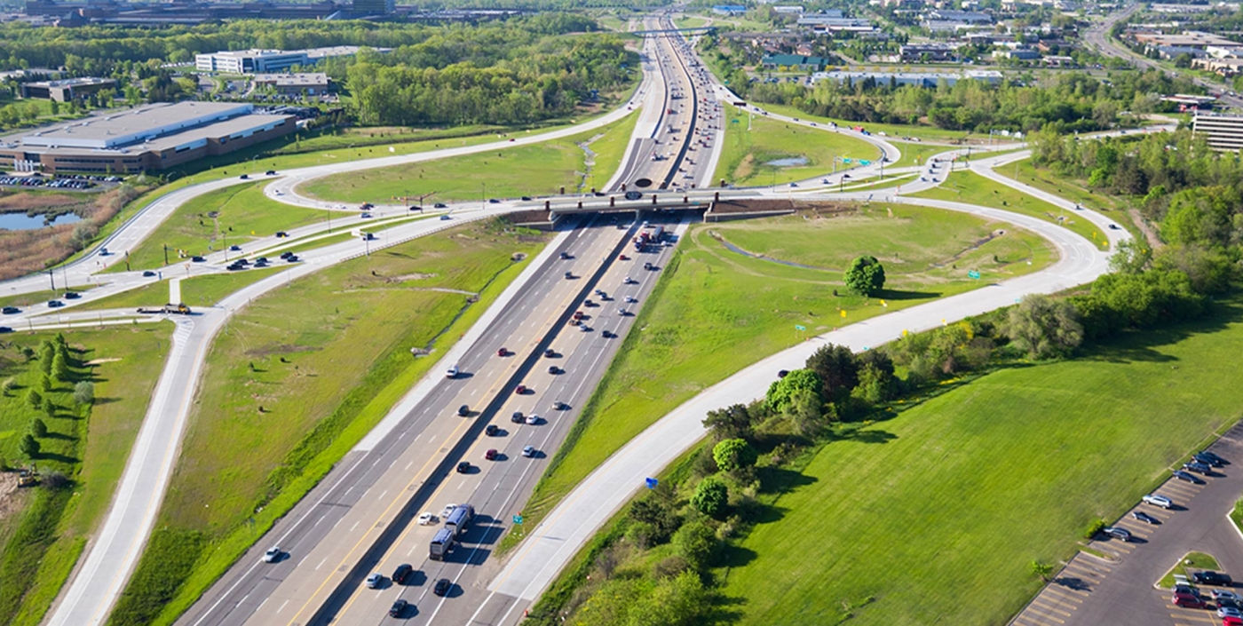 I-75 at University Drive Diverging Diamond Interchange | OHM Advisors