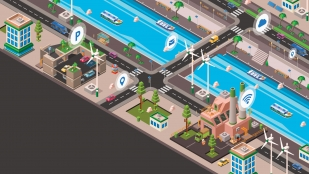 Smart cities can use the Internet of Things to prevent water quality issues