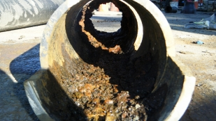 Sanitary sewer systems in need of repair