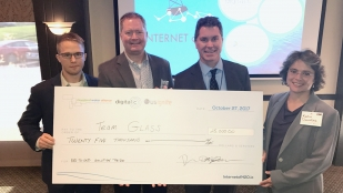 OHM Advisors Wins Internet of H2O Challenge Award