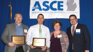 ASCE Canton Two State Level award 2019
