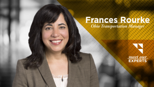 Frances Rourke, Ohio Transportation Manager