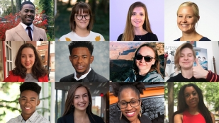 OHM Advisors 2020 Diversity Scholarship Winners