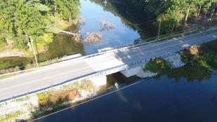 OHM Advisors wins award for innovative survey and assessment process after flooding river damages roadways