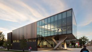Columbus Metropolitan Library Northside branch awarded prestigious design award, judged by OHM Advisors' Jim Houk
