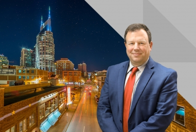 Steve Chizek, OHM Advisors, talks about the future of Nashville's infrastructure