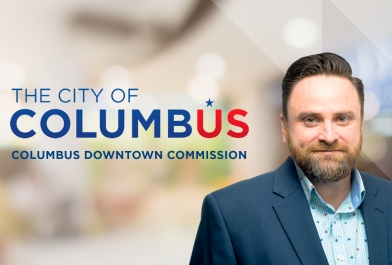 Tony Slanec, Director of OHM Advisors' Columbus office appointed to Downtown Commission.