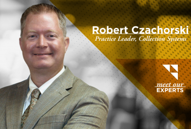 Robert Czachorski, Practice Leader, Collection Systems