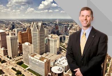 OHM Advisors New President Jon Kramer featured in Crain's Detroit Business