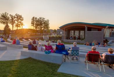 City of Green, Ohio celebrates Central Park grand opening with OHM Advisors