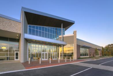 Westland City Hall, designed by OHM Advisors, wins a APWA Project of the Year Award
