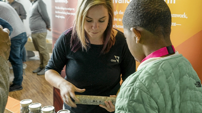 OHM Advisors encourages career interest through education and outreach.